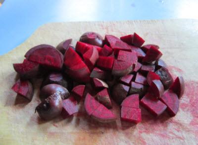 Beet Kvass Recette: Boisson fermentée avec probiotiques