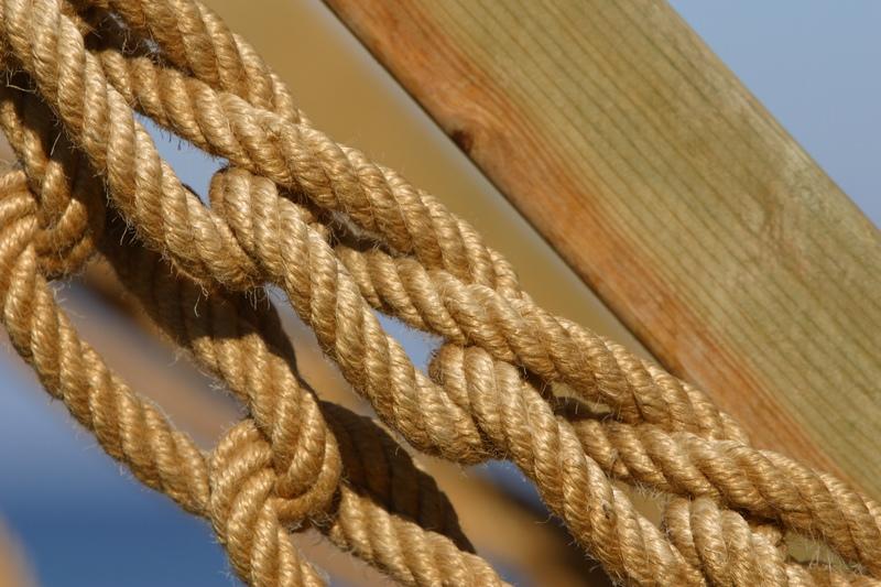 Comment nouer des noeuds: attacher différents types de noeuds avec des illustrations