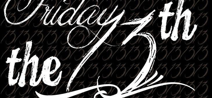 Quand est le vendredi prochain 13?