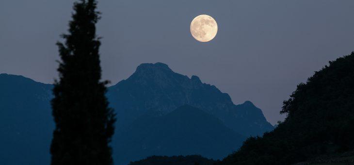 Quand la lune augmentera-t-elle ce soir? | Calculer Moonrise Times