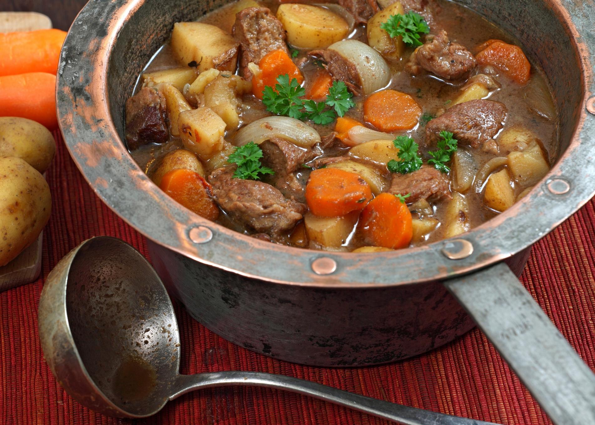 Meilleures recettes de la Saint-Patrick: bœuf salé et chou, ragoût irlandais, etc.