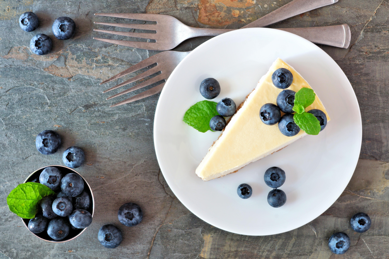 Recette Gâteau Au Fromage Aux Amandes | Les jardins de Laurent du vieux fermier