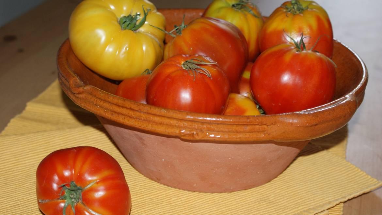 20 Légumes et fruits de l'héritage