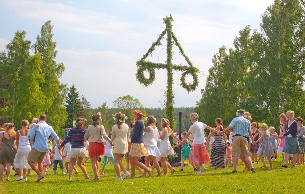 Pourquoi (et comment) célèbre-t-on la fête de la mi-été?
