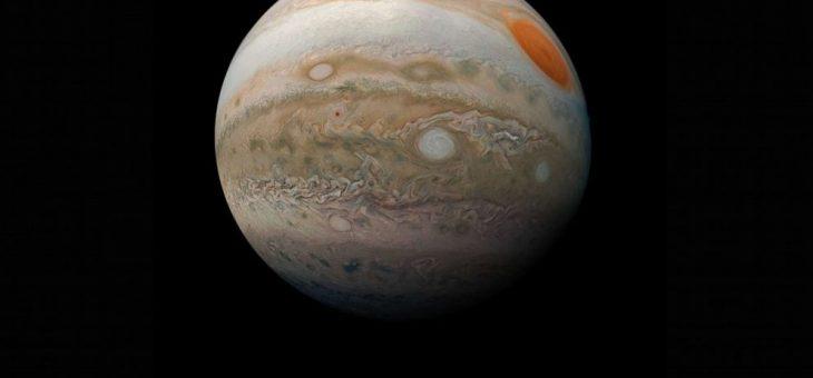 Jupiter attire si près de la Terre, vous verrez ses lunes sans télescope!