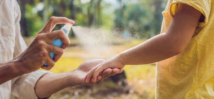 Homemade Bug Spray: Recettes répulsives naturelles et efficaces