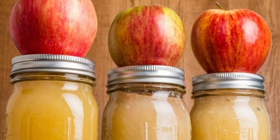 Comment peut la compote de pommes!