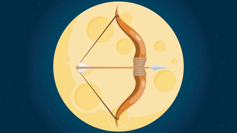 La pleine lune du chasseur: pleine lune pour octobre 2019