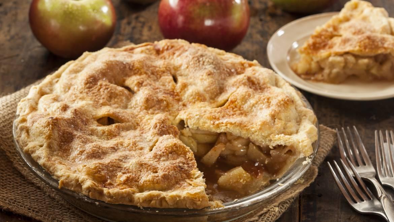 Recette de tarte aux pommes parfaite   Les jardins de Laurent du vieux fermier