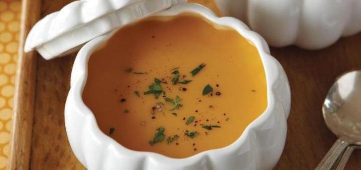Recettes pour Thanksgiving: A-côtés, soupes, desserts