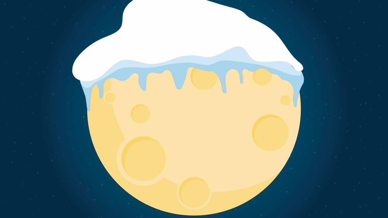 Pleine lune pour février 2020: la pleine lune de neige