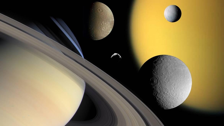 Les lunes du système solaire: quel est votre préféré?