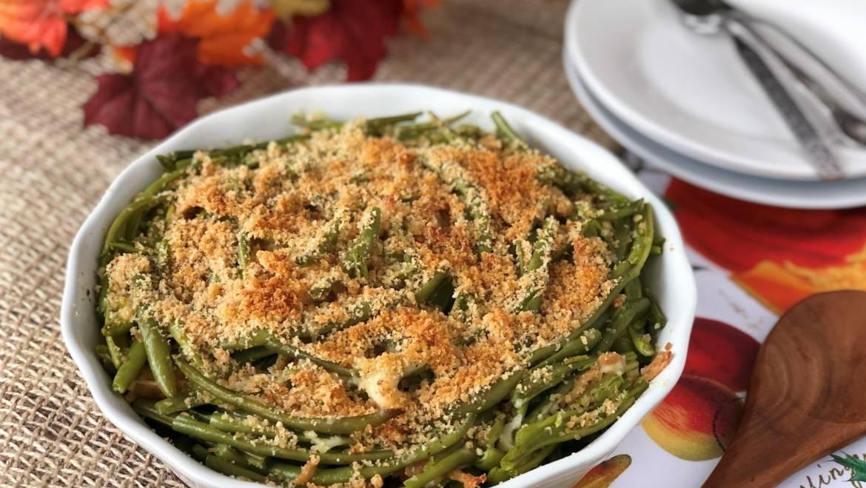Recettes de plats d'accompagnement préférés pour Thanksgiving