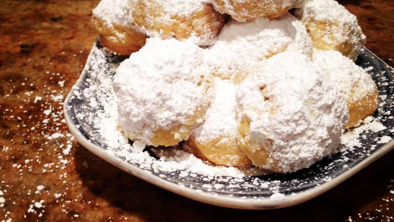 Recette de biscuits de boule de neige | Les jardins de Laurent du vieux fermier