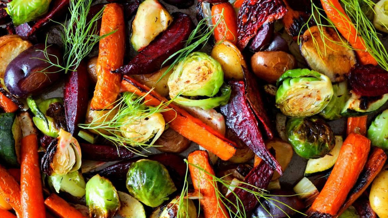 Mangez des plantes colorées pour des bienfaits pour la santé