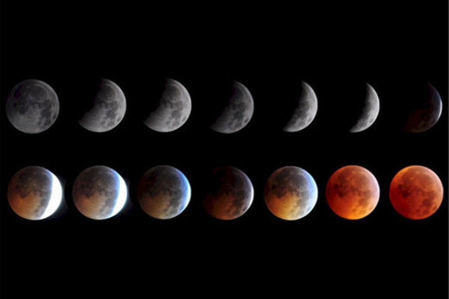 Eclipses lunaires pénumbrales: quelles sont-elles?