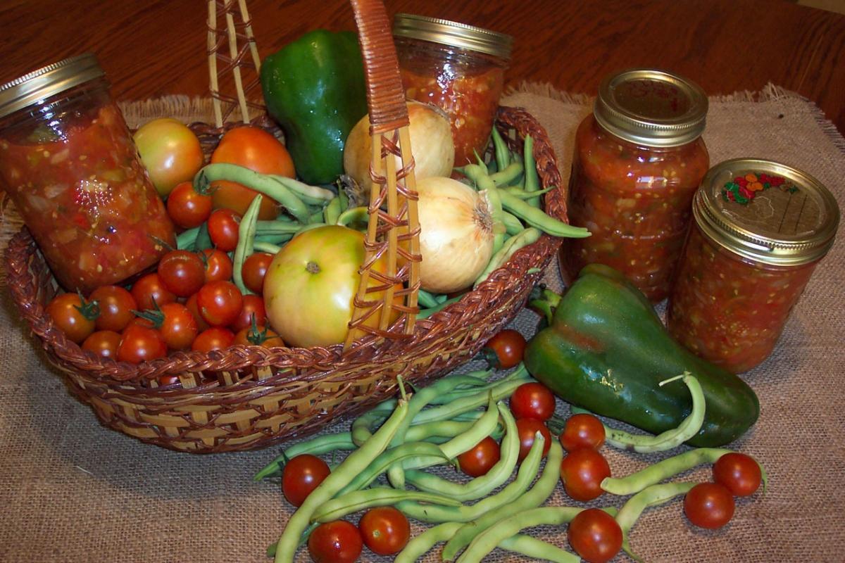 Mettre des tomates en conserve: comment mettre des tomates en conserve en toute sécurité | Mise en conserve au bain-marie