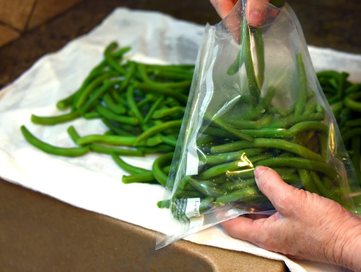 4 façons simples de conserver les fruits et légumes à la maison