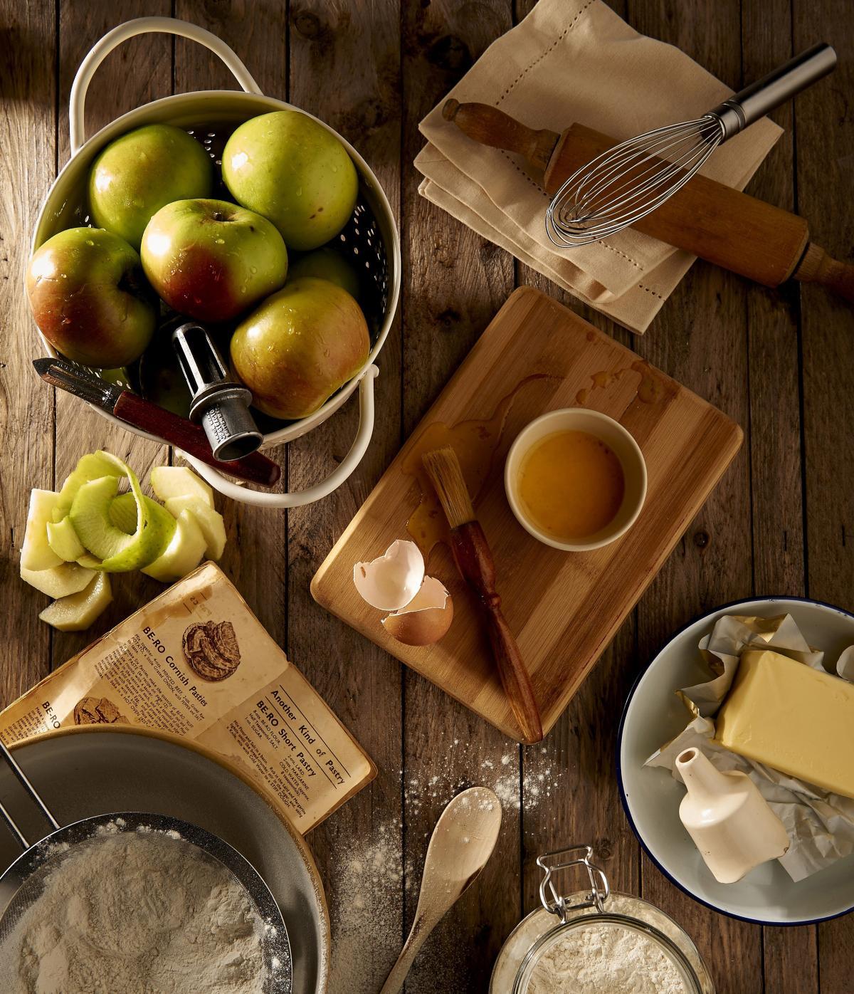 Meilleures pommes pour la cuisson: tarte aux pommes, croustillant, compote de pommes, cidre