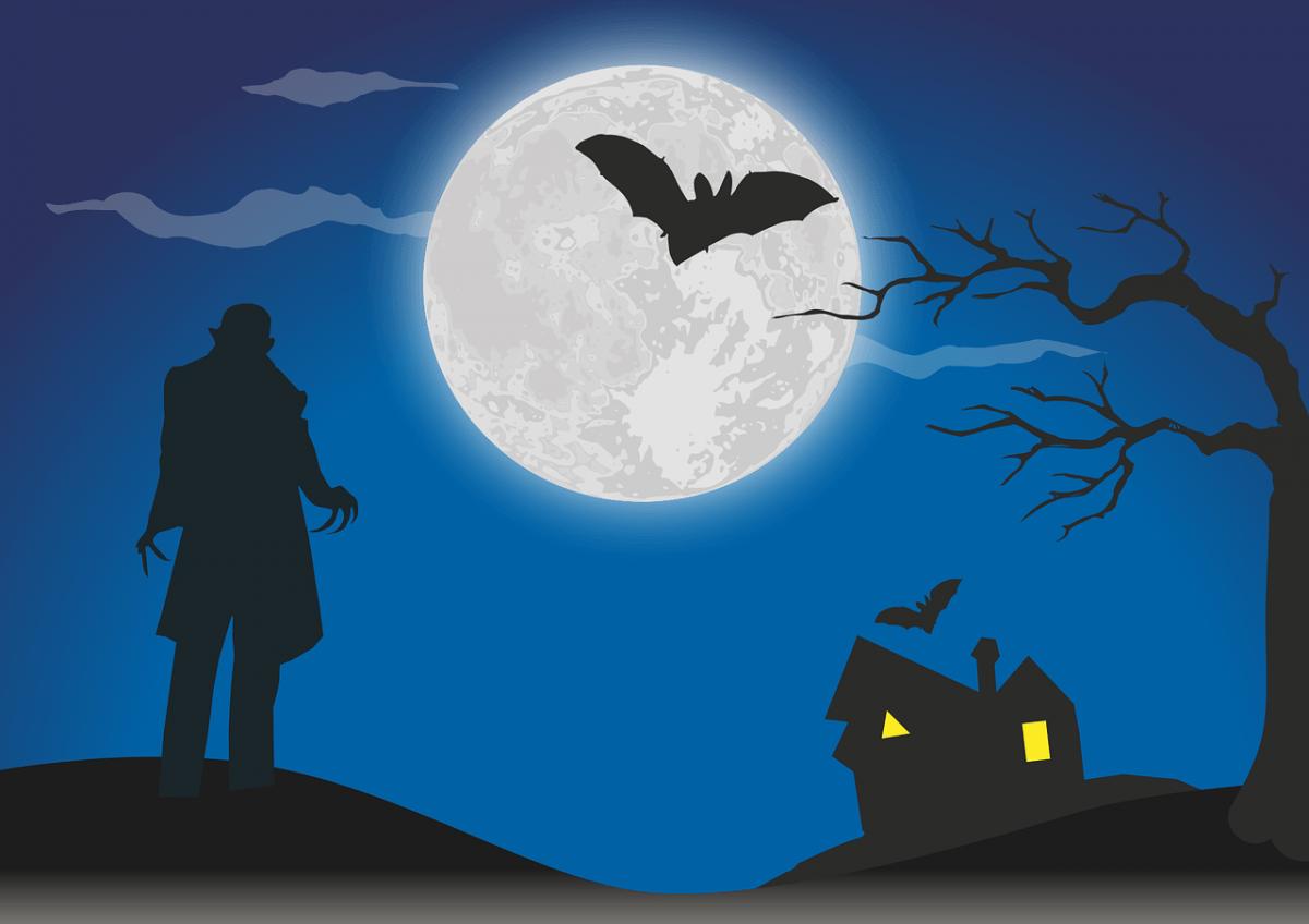 Quelle est la rareté d'une pleine lune d'Halloween?