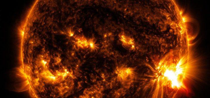 Comment le cycle solaire affecte-t-il la météo sur Terre?
