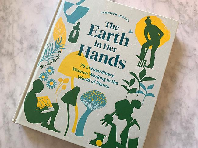 Livre Giveaway – 'La Terre est entre ses mains' de Jennifer Jewell