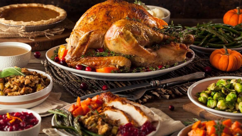Pourquoi mangeons-nous de la dinde à Thanksgiving?     Mangez comme des pèlerins