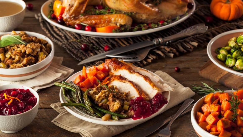 Meilleures recettes de dîner de Thanksgiving: dinde, accompagnements et desserts