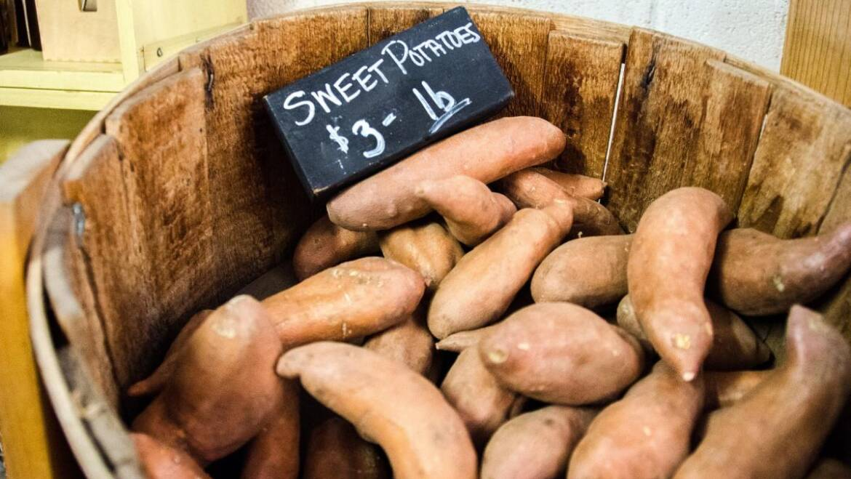 Meilleures recettes de patates douces |  Frites de patates douces, cocottes, tarte et plus encore!