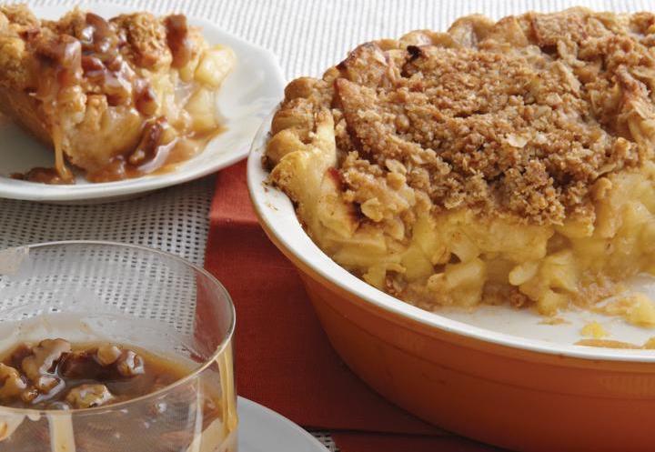 Recettes de desserts de Thanksgiving: tartes et puddings parfaits