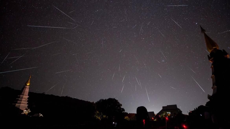 Comment voir la pluie de météores géminides le 13 décembre