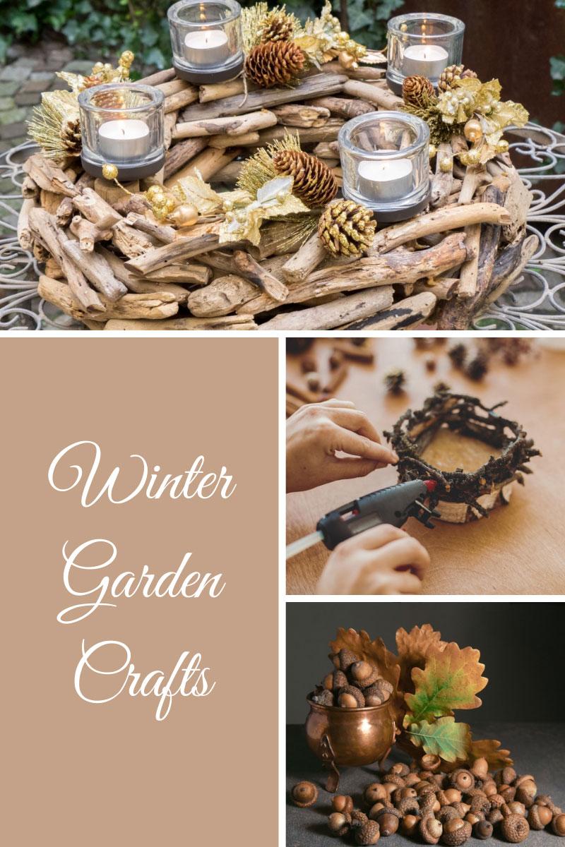 Artisanat de jardin d'hiver préféré – Se bricoler dans le jardin