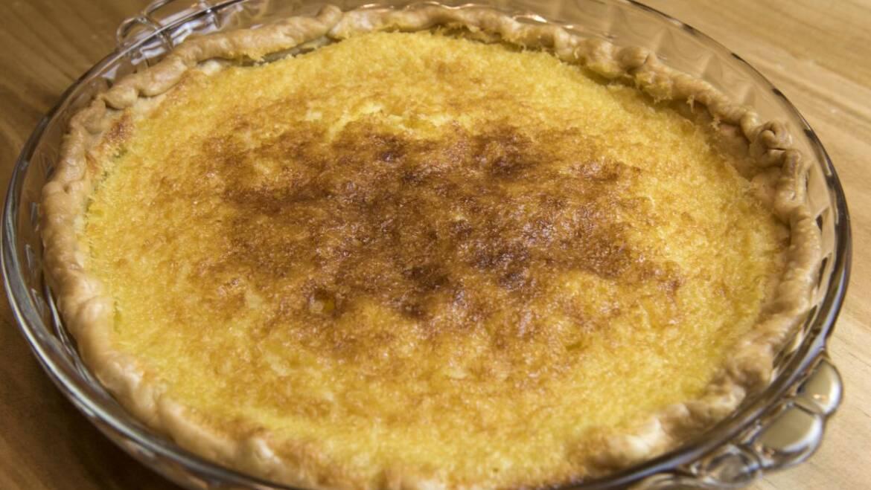 Recette de tarte au babeurre classique |  Les jardins de Laurent du vieux fermier