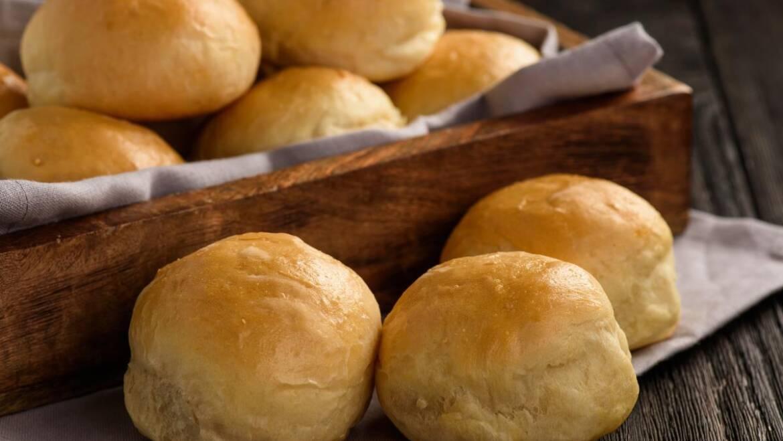 Recette de rouleaux de pommes de terre de Martha Washington