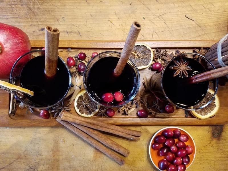 Boissons et cocktails de Noël    L'almanach du vieux fermier