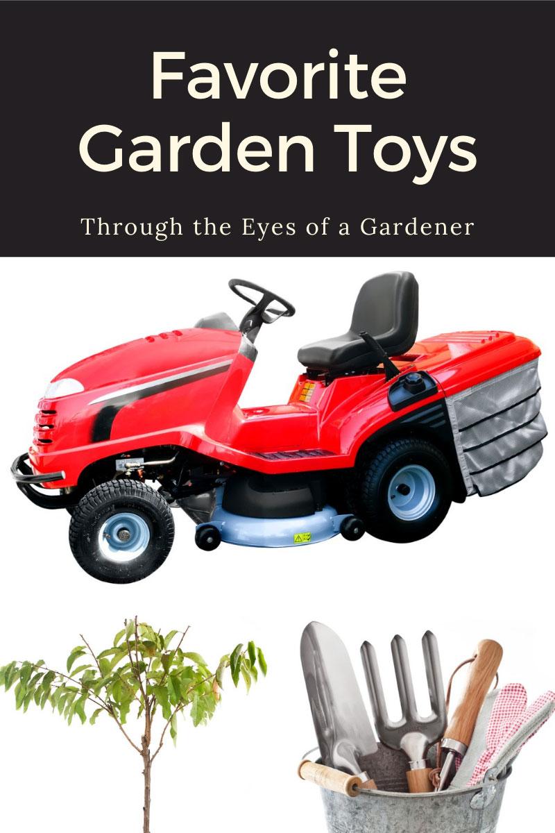 Cadeaux pour le jardinage – Comme les enfants, il est difficile d'avoir un favori