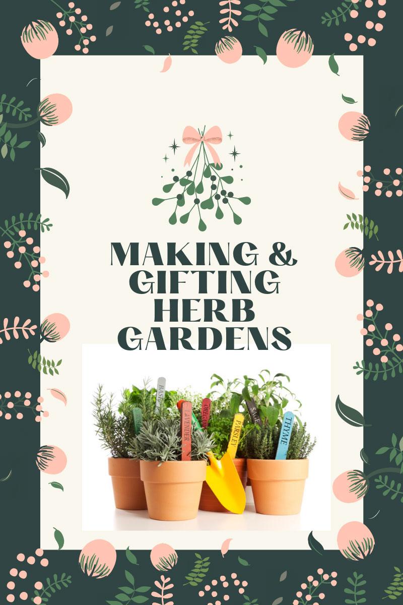 Comment mon premier jardin d'herbes a évolué en quelque chose pour les autres