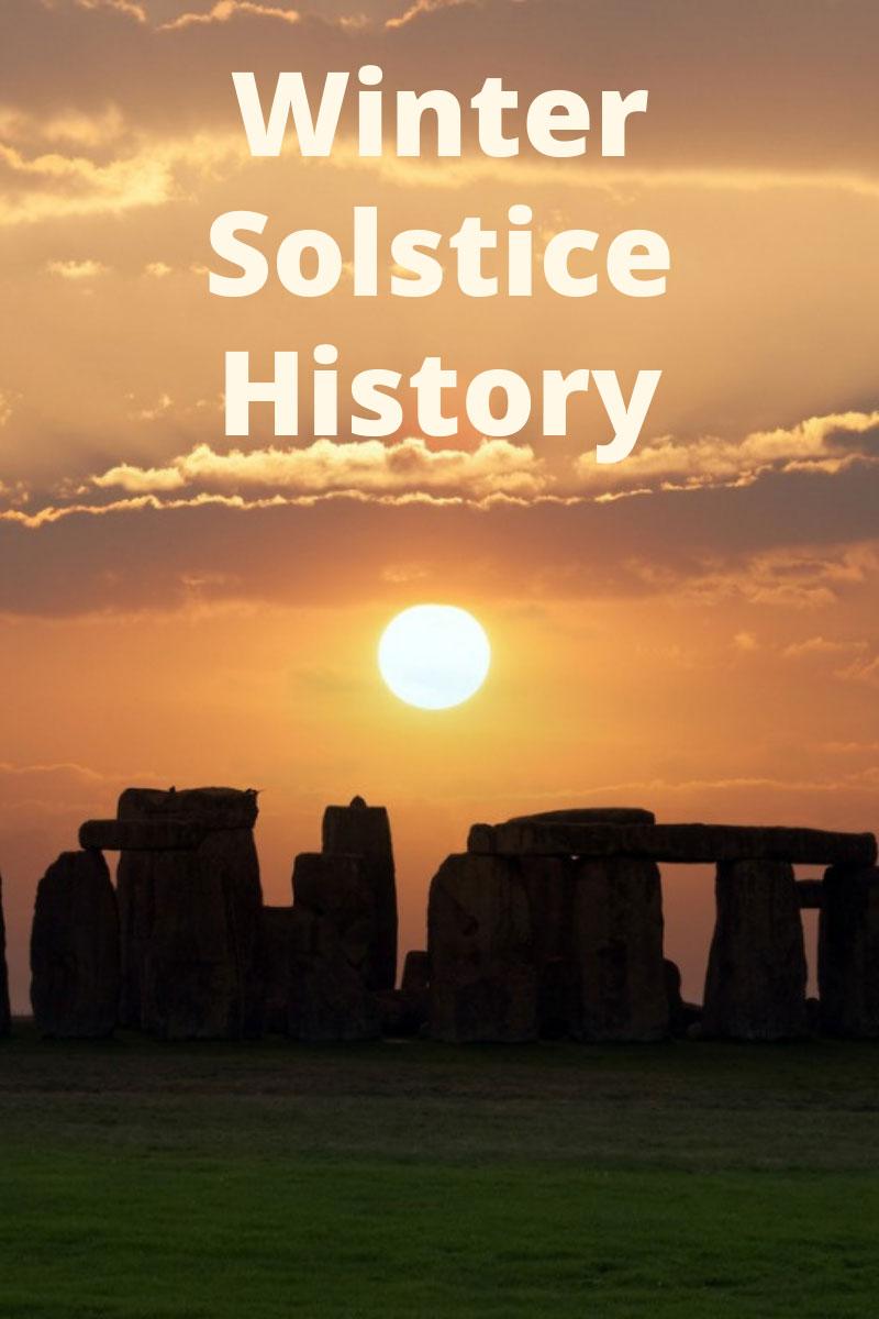 Histoire du solstice d'hiver – Traditions anciennes du solstice d'hiver
