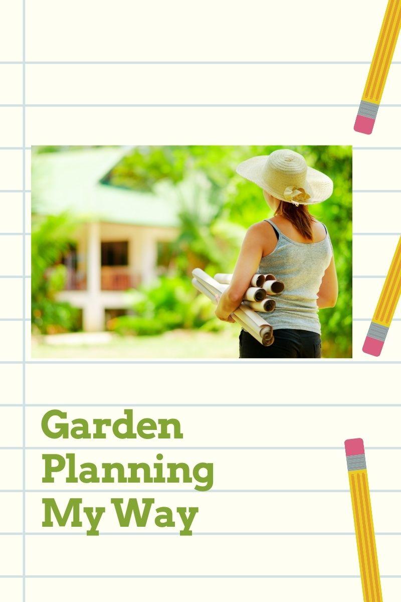 Planification du jardin quand c'est nécessaire