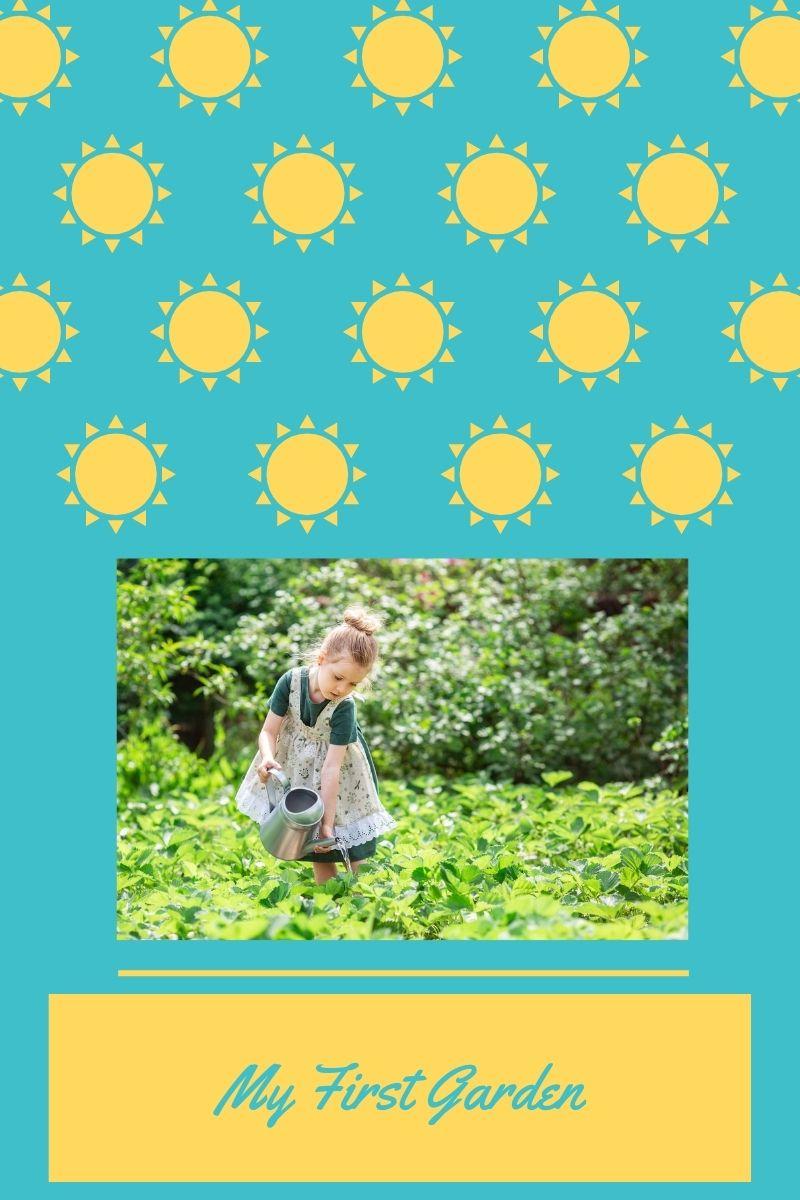 My First Garden – Jouez aux graines pour une maison de jeu