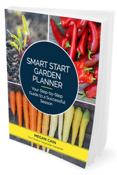 livre de planification de jardinage