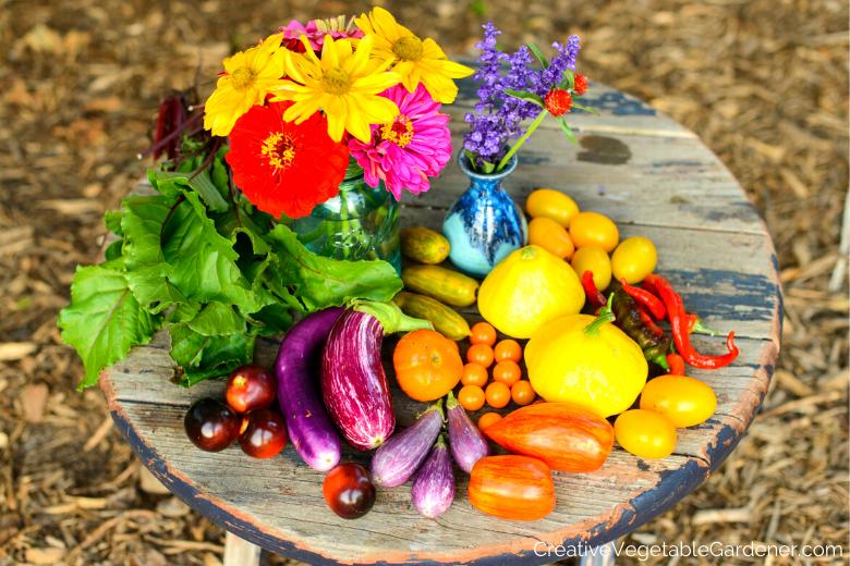 Jardinier de légumes créatif: vous voulez augmenter votre récolte de jardin?  Apprend ceci.