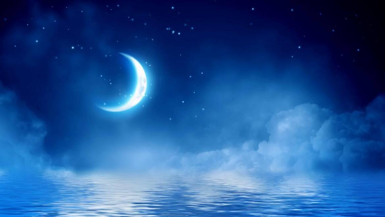Week-end de la lune et du soleil