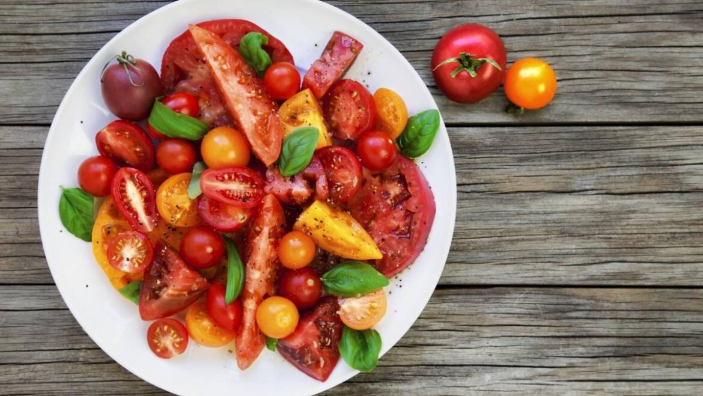 Recettes d'été: utilisation de fruits et légumes de saison