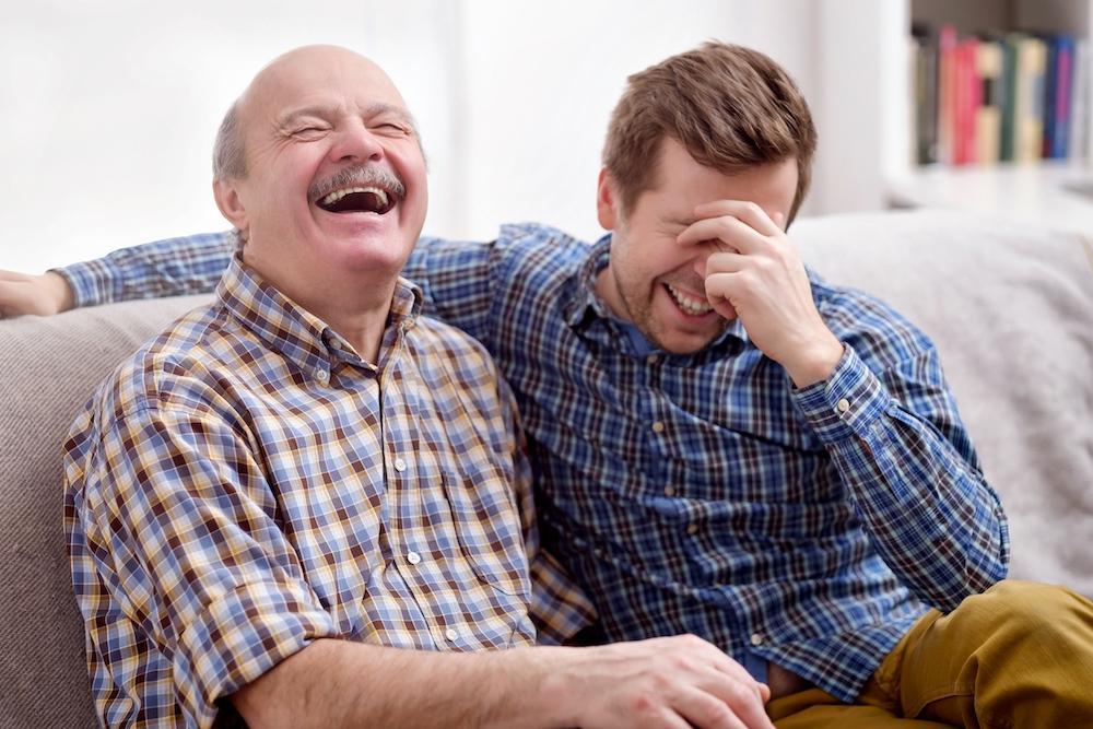 Le bon, le mauvais et le ringard: 30 meilleures blagues de papa pour la fête des pères 2021