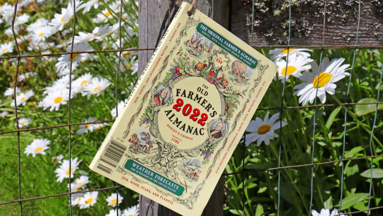 L'almanach du vieux fermier de 2022