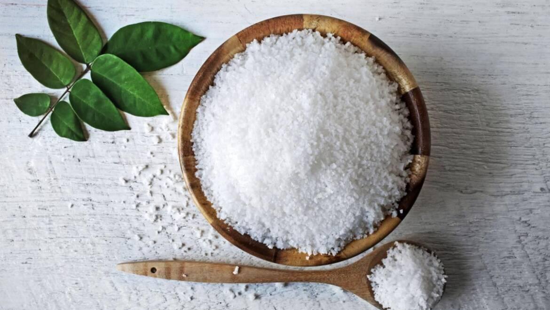 Sel de table pour la santé préventive : remèdes naturels avec du sel