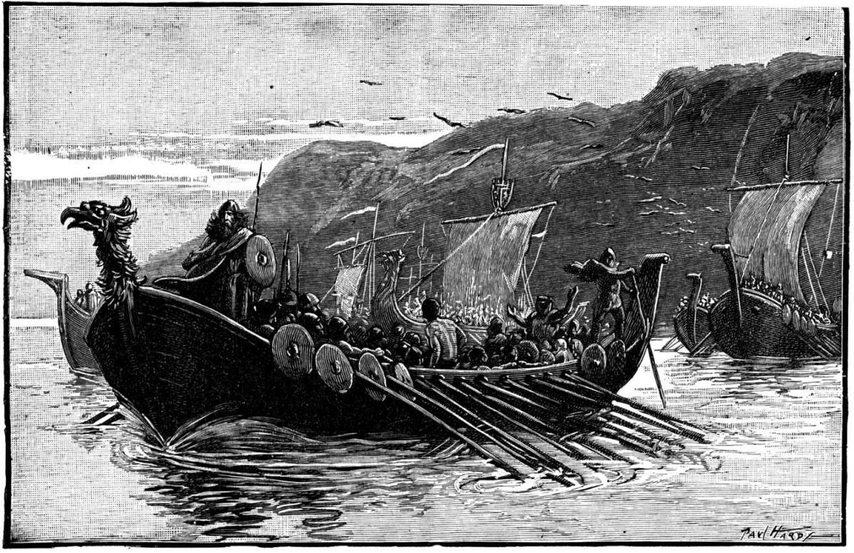 Qui était Leif Eriksson ?  |  L'almanach du vieux fermier